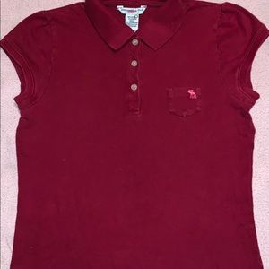 Abercrombie and Fitch Shirt Top Size Large
